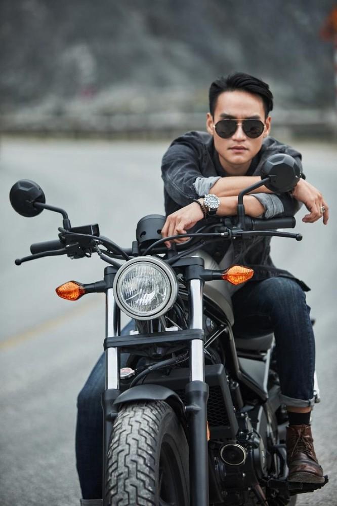 Ngắm 'lãng tử' Honda Rebel 300 bụi bặm đầy cuốn hút - Ảnh 14
