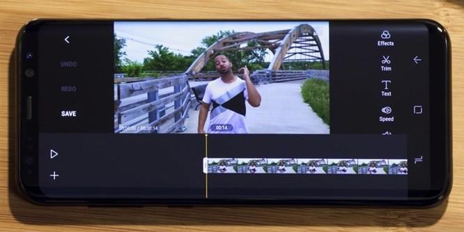 Samsung sẽ khai tử ứng dụng chỉnh sửa phim trên smartphone khi Android P ra mắt - Ảnh 1