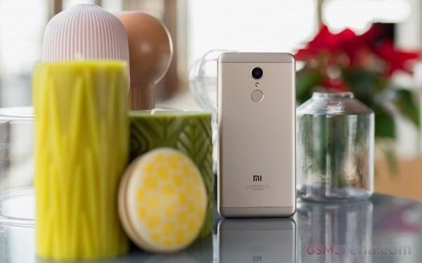 Xiaomi Redmi 5: Smartphone giá rẻ, thiết kế hiện đại - Ảnh 3