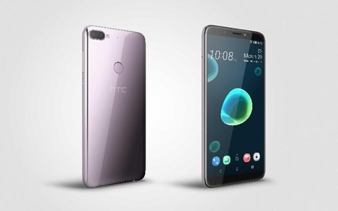 HTC ra mắt Desire 12 và Desire 12+ tầm trung: màn hình dài, cấu hình khiêm tốn - Ảnh 3