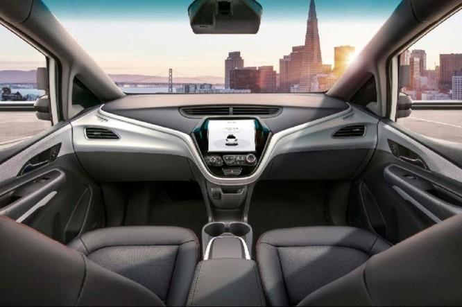 Mẫu ô tô không người lái sẽ chính thức tới tay người dùng vào năm tới - Ảnh 3