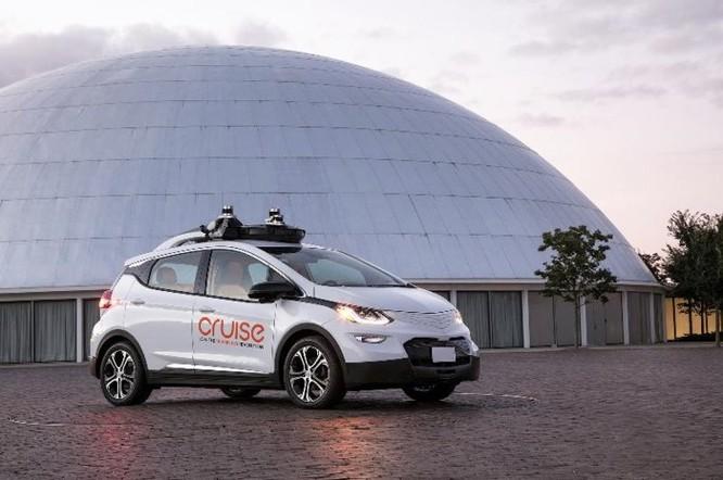 Mẫu ô tô không người lái sẽ chính thức tới tay người dùng vào năm tới - Ảnh 4