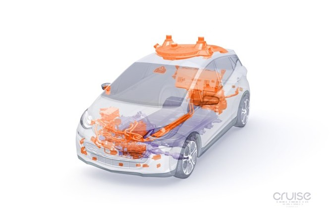 Mẫu ô tô không người lái sẽ chính thức tới tay người dùng vào năm tới - Ảnh 5