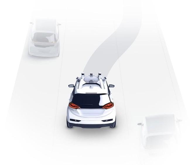 Mẫu ô tô không người lái sẽ chính thức tới tay người dùng vào năm tới - Ảnh 8