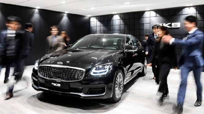 Xem trước Kia K9 thế hệ mới trước thềm Auto Show 2018 - Ảnh 5