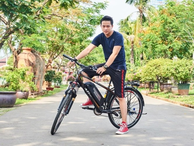 Ra mắt xe đạp điện trợ lực AZI Sport Electric Bike, giá từ hơn 12 triệu đồng - Ảnh 1