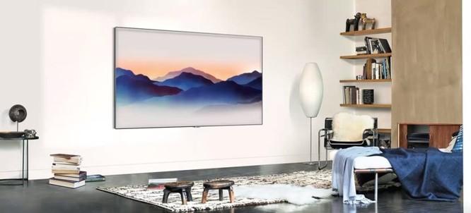 Samsung QLED 2018: Khi TV trở thành tác phẩm nghệ thuật - Ảnh 1