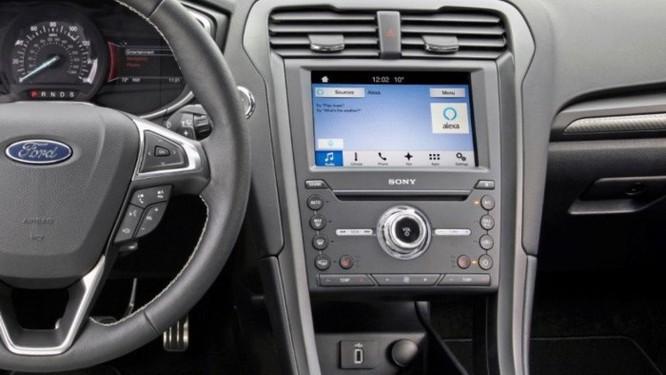 Từ 2019, tất cả xe hơi Ford sẽ có kết nối 4G - Ảnh 1