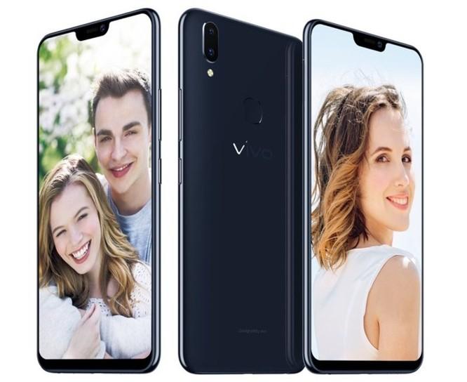 Vivo chuẩn bị ra smartphone tai thỏ V9 tại Việt Nam - Ảnh 1