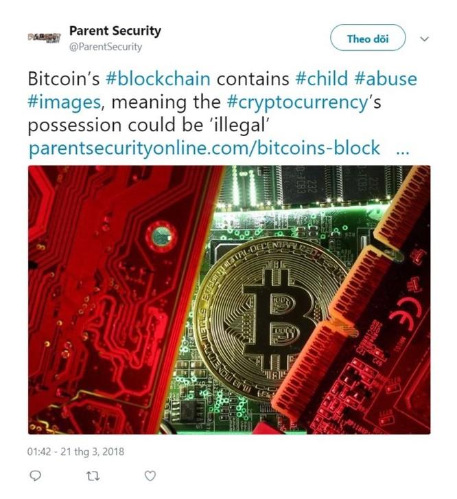 Blockchain chứa nội dung khiêu dâm, tương lai của bitcoin có thể bị phá hỏng - Ảnh 2