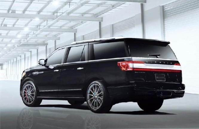 Nâng cấp chiếc SUV cỡ lớn Lincoln Navigator 2018 với sức mạnh mới - Ảnh 2