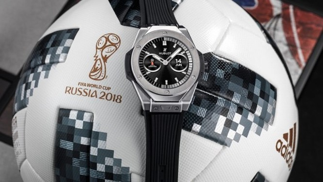 Trọng tài tại World Cup sẽ được trang bị smartwatch giá hơn 5.000 USD - Ảnh 3