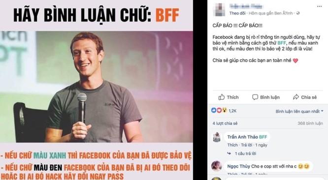 4 cách để tránh bị lừa trên Facebook - Ảnh 9