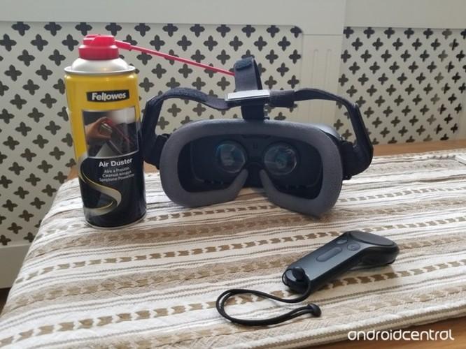 Hướng dẫn vệ sinh kính thực tế ảo Samsung Gear VR - Ảnh 2