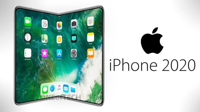 Apple đang phát triển iPhone màn hình gập, ra mắt năm 2020? - Ảnh 1