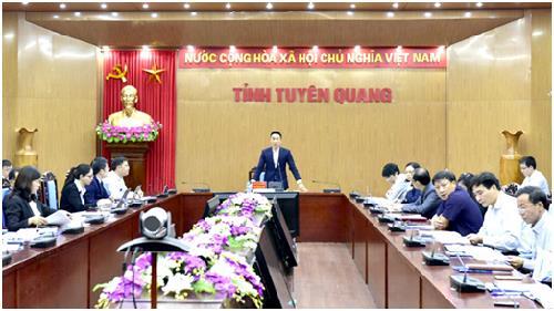Tỉnh Tuyên Quang tiếp cận giải pháp tổng thể về du lịch thông minh - Ảnh 1