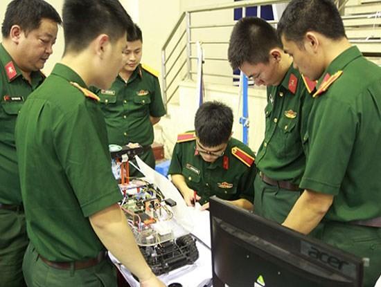 Học viện Kỹ thuật Quân sự tuyển 800 chỉ tiêu đại học năm 2018 - Ảnh 1