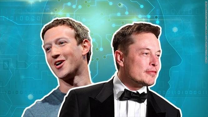 Elon Musk, Mark Zuckerberg và những màn 'đấu khẩu' trên mạng xã hội - Ảnh 1