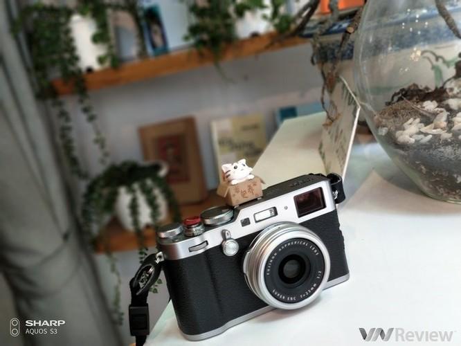 Cận cảnh Sharp Aquos S3 đầu tiên tại Việt Nam: màn tai thỏ 6 inch, Snapdragon 630, giá dự kiến 11 triệu đồng - Ảnh 21