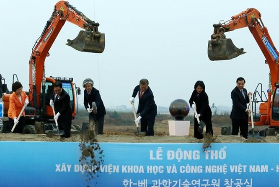 Sẽ kết nối các sàn giao dịch công nghệ Việt Nam với Hàn Quốc và quốc tế - Ảnh 2