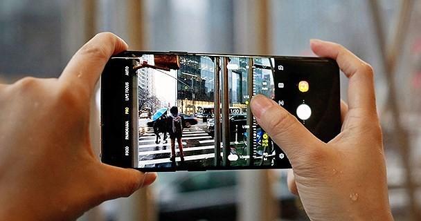 Màn hình Samsung Galaxy S9 xuất hiện nhiều điểm chết - Ảnh 2