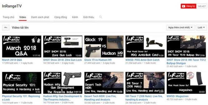 Bị YouTube xua đuổi, chủ các kênh về súng chuyển sang đăng trên... PornHub - Ảnh 2