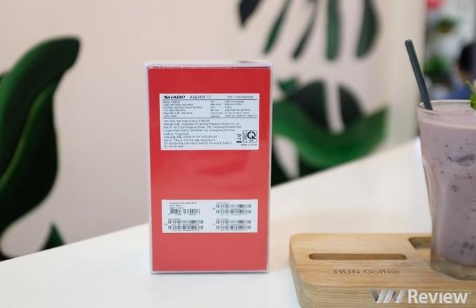 Cận cảnh Sharp Aquos S3 đầu tiên tại Việt Nam: màn tai thỏ 6 inch, Snapdragon 630, giá dự kiến 11 triệu đồng - Ảnh 2