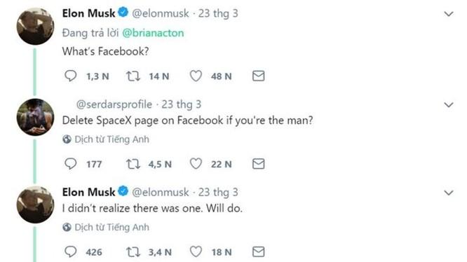 Elon Musk, Mark Zuckerberg và những màn 'đấu khẩu' trên mạng xã hội - Ảnh 5