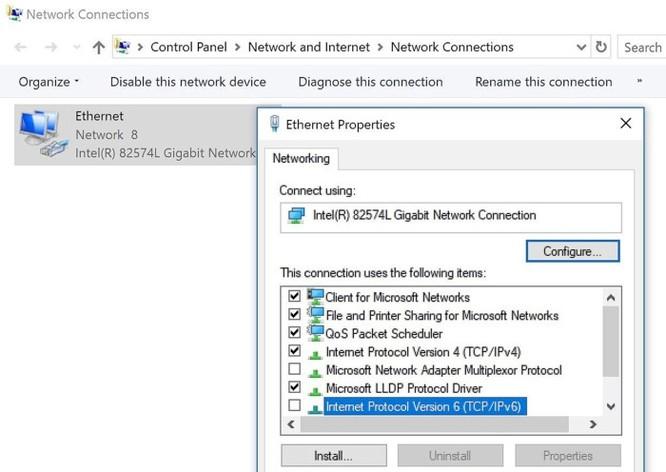 5 cách sửa lỗi không thể truy cập Internet - Ảnh 10