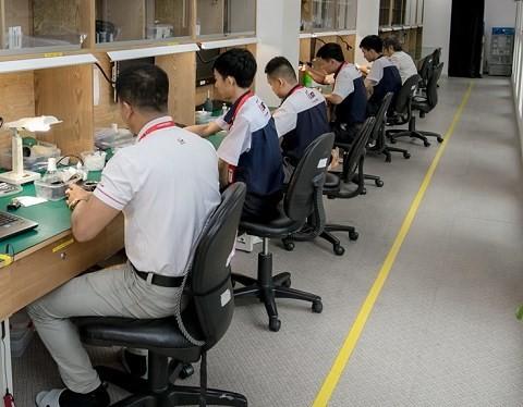 Canon ra mắt trung tâm sửa chữa và bảo hành chính hãng 2 triệu USD - Ảnh 1