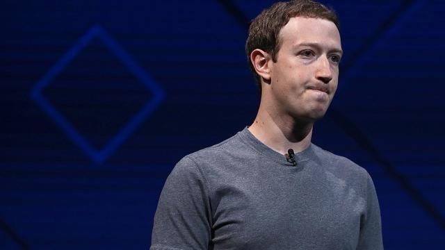 Facebook mua cả trang báo giấy để đăng lời xin lỗi - Ảnh 1