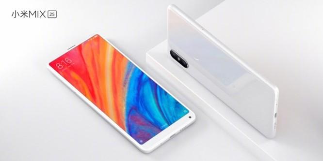 Xiaomi chính thức giới thiệu Mi Mix 2s: Snapdragon 845, camera kép, có sạc không dây nhưng không 'tai thỏ' - Ảnh 1