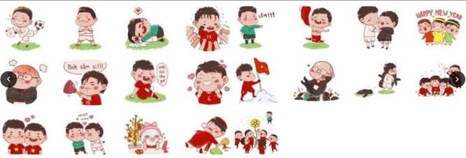 Lần đầu tiên Thành Đoàn TP.Hồ Chí Minh ra mắt bộ Sticker mới trên Zalo - Ảnh 2