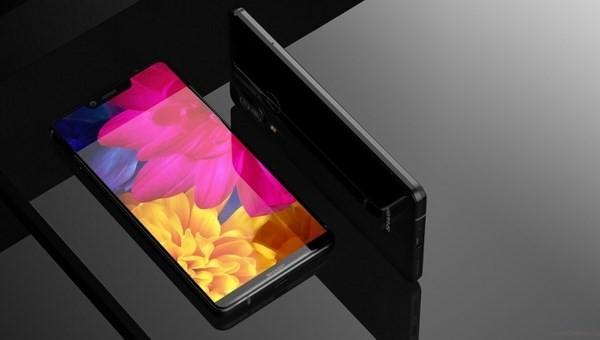 Sharp trình làng smartphone 6 inch nhỏ gọn nhất thế giới - Ảnh 3