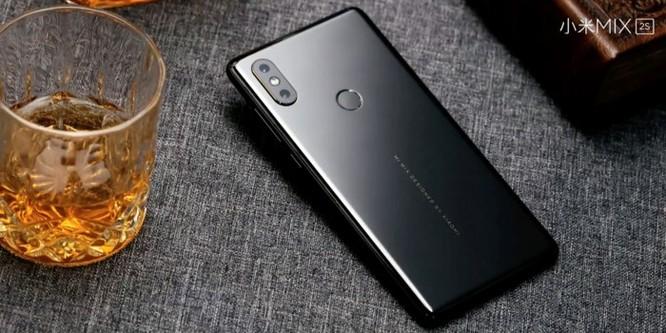 Xiaomi chính thức giới thiệu Mi Mix 2s: Snapdragon 845, camera kép, có sạc không dây nhưng không 'tai thỏ' - Ảnh 4