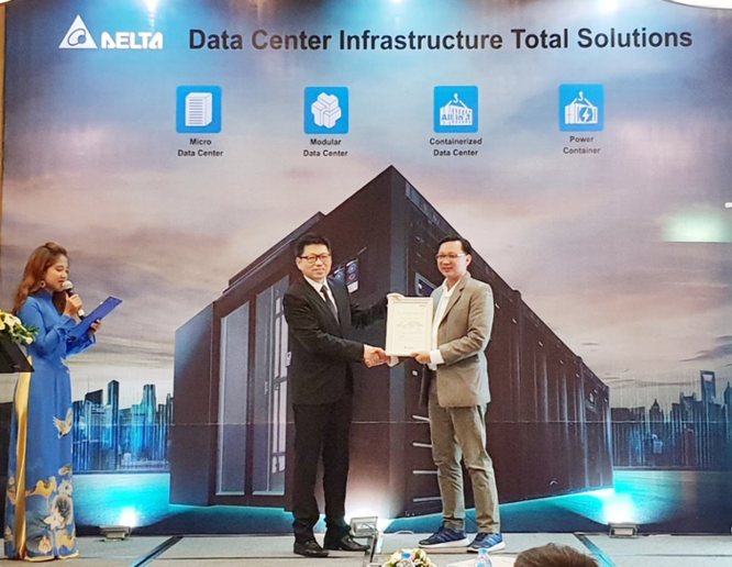 Delta Electronics ra mắt loạt sản phẩm dành cho trung tâm dữ liệu - Ảnh 1