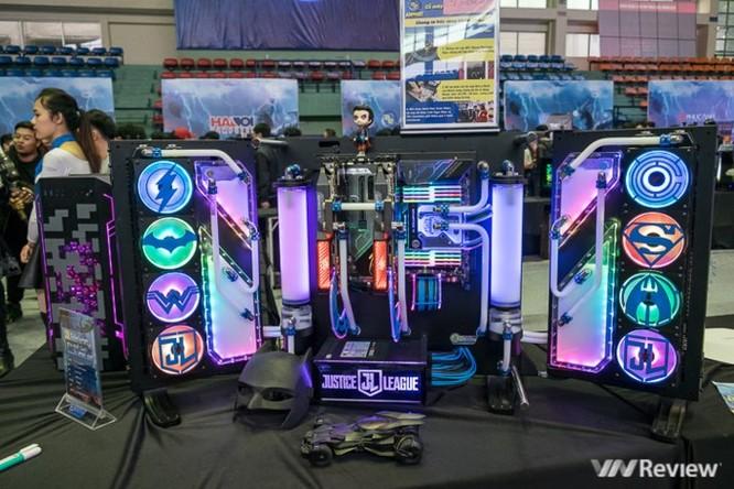 Chiêm ngưỡng máy tính hình rồng, spinner... do dân chơi Việt tự chế - Ảnh 1