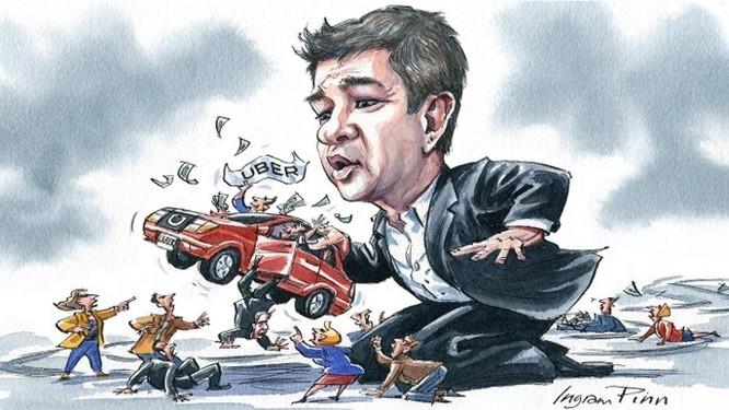 Lãnh đạo mới vẫn chưa thể thay đổi Uber - Ảnh 1