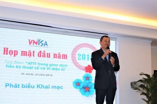 Chi hội An toàn thông tin phía Nam công bố kế hoạch hoạt động năm 2018 - Ảnh 1