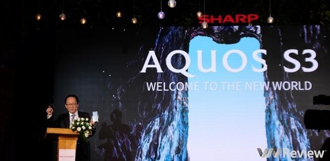 Sharp Aquos S3 chính thức ra mắt tại Việt Nam: Thiết kế tai thỏ, giá 9 triệu đồng - Ảnh 1