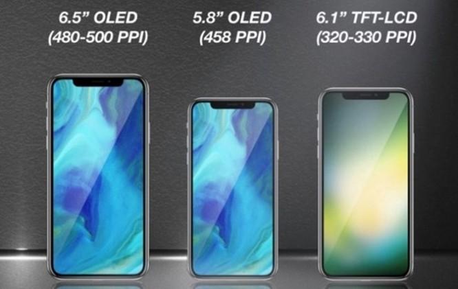 Apple iPhone Xs 2018 sẽ có giá 899 USD? - Ảnh 1
