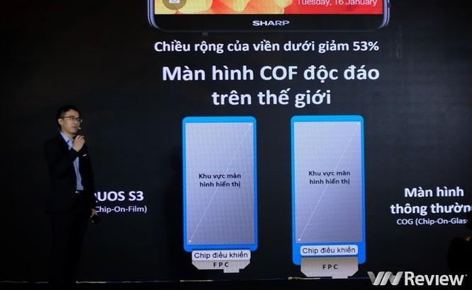 Sharp Aquos S3 chính thức ra mắt tại Việt Nam: Thiết kế tai thỏ, giá 9 triệu đồng - Ảnh 4