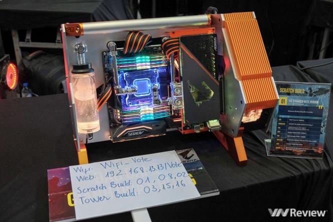 Chiêm ngưỡng máy tính hình rồng, spinner... do dân chơi Việt tự chế - Ảnh 7