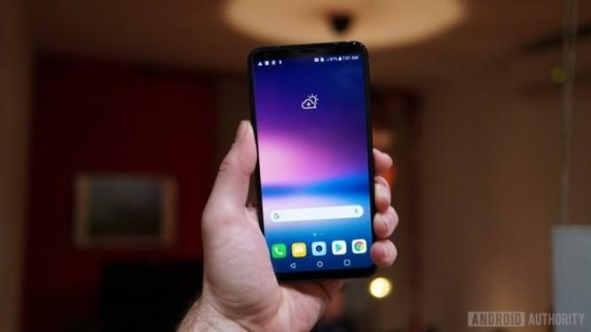 LG G7 sẽ có 2 phiên bản màn hình khác nhau? - Ảnh 1