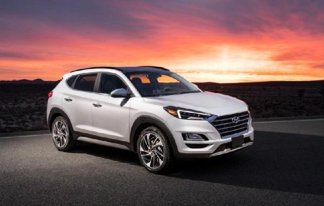Hyundai Tucson 2019 ra mắt với những thay đổi về thiết kế và động cơ - Ảnh 1