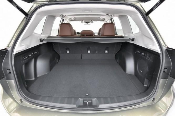 Subaru Forester 2018 lộ diện với 'mắt thần' EyeSight - Ảnh 20