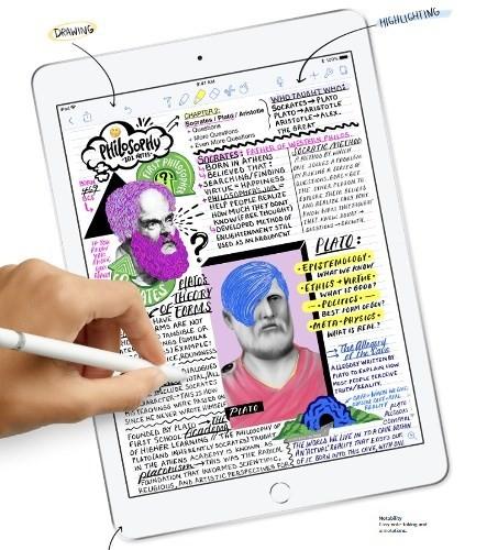 Apple trình làng iPad giá rẻ dành cho giáo dục, hỗ trợ Apple Pencil - Ảnh 2