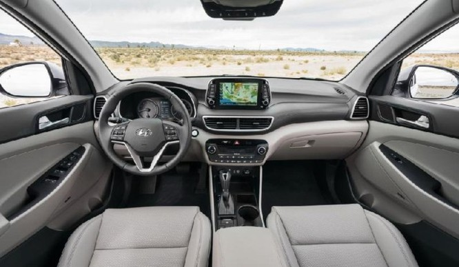 Hyundai Tucson 2019 ra mắt với những thay đổi về thiết kế và động cơ - Ảnh 2