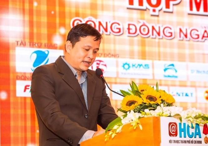 Hội Tin học TP.HCM tiếp tục cam kết hỗ trợ, kết nối cộng đồng CNTT phía Nam - Ảnh 2