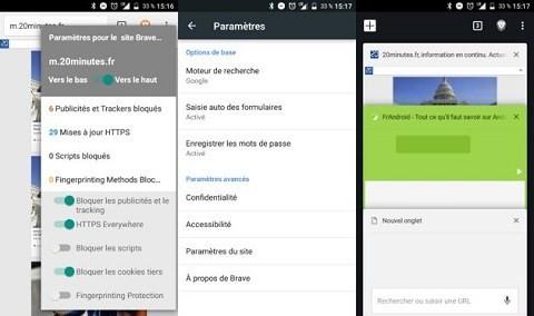 8 trình duyệt Android cực tiện dụng nên tải về - Ảnh 3
